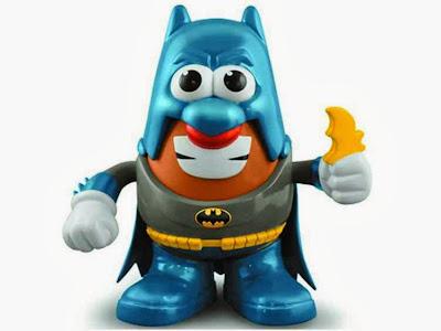 Mister Potato Batman Serie TV