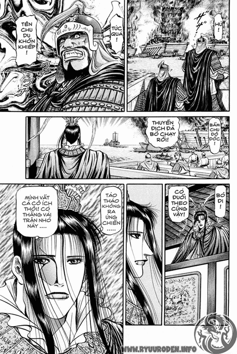 Chú Bé Rồng - Ryuuroden chap 43 - Trang 37