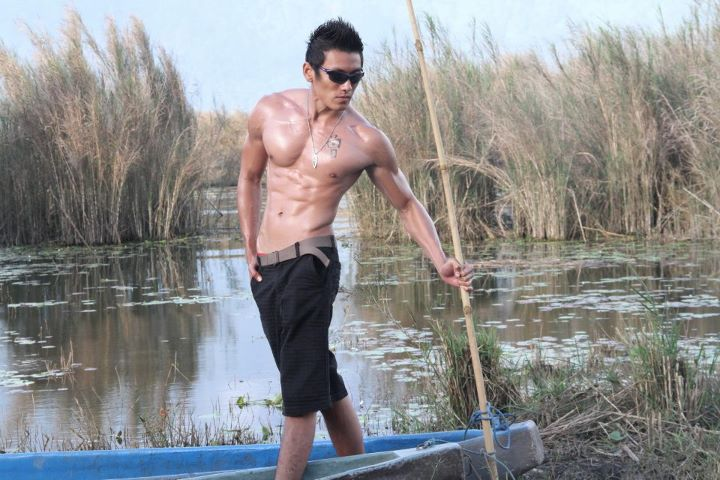 Asian Hot Male Model