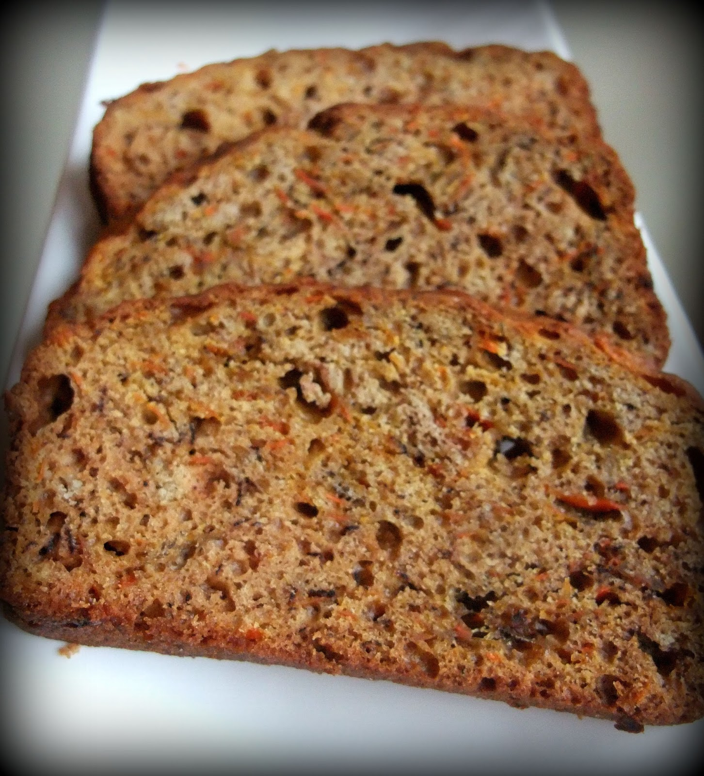 Susan's Savour-It!: Tasty Banana Carrot Cinnamon Bread...