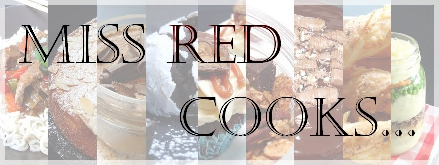 Le Blog de Miss Red Cooks