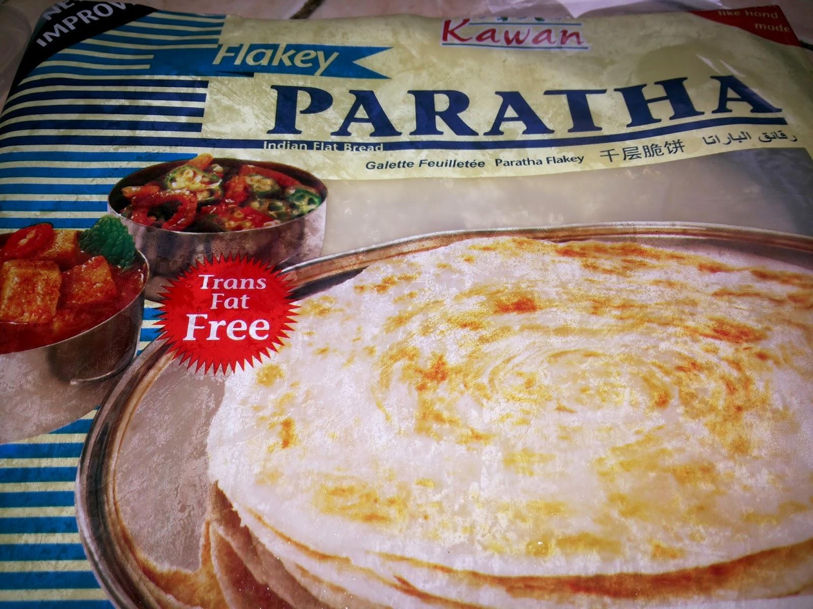Roti Paratha Segera Roti Paratha tu