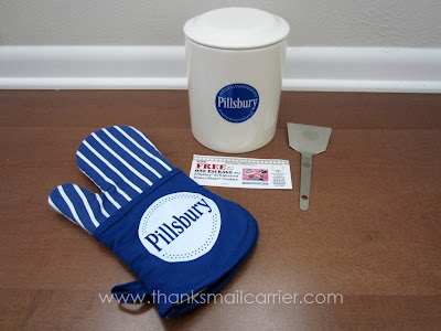 Pillsbury prize pack