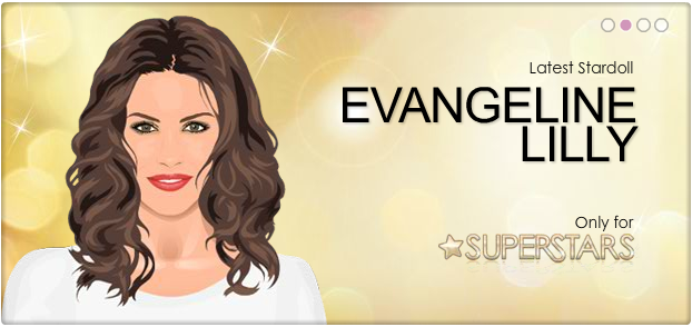 Evangeline Lilly ...