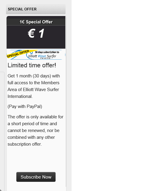 LIMIT TIME OFFER