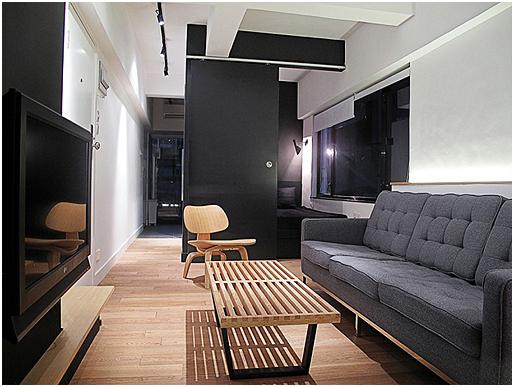 La guarida de bam: soluciones decorativas: mini apartamentos