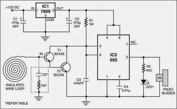 Brilliant Versatile Proximity Detector With Auto Reset Diagram Digital Schematic Wiring 101 Jonihateforg