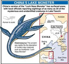 Lochness in china