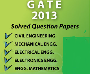 Gate 2013 previous papers