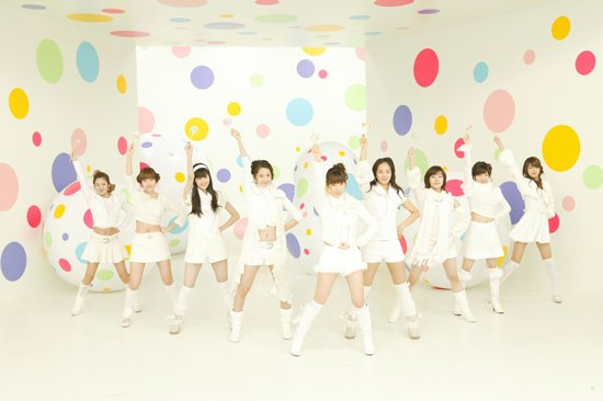 Kumpulan Foto SNSD Dari Album Pertama Hingga 2012