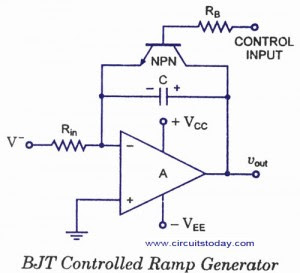 Ic Schmitt Trigger moreover Sawtooth Bgenerator additionally Circuit Diagram Of Temperature Controlled Dc Fan Using Thermistor furthermore Light Sensor Using Op  rookie Electronics together with Sawtooth Wave Generator Using Ic X. on 741 op amp circuit diagrams