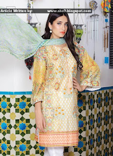 House of Zoe Designer Eid 2015 Dresses