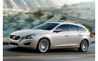 The Masterpieces of Volvo and Polestar, S60 and V60