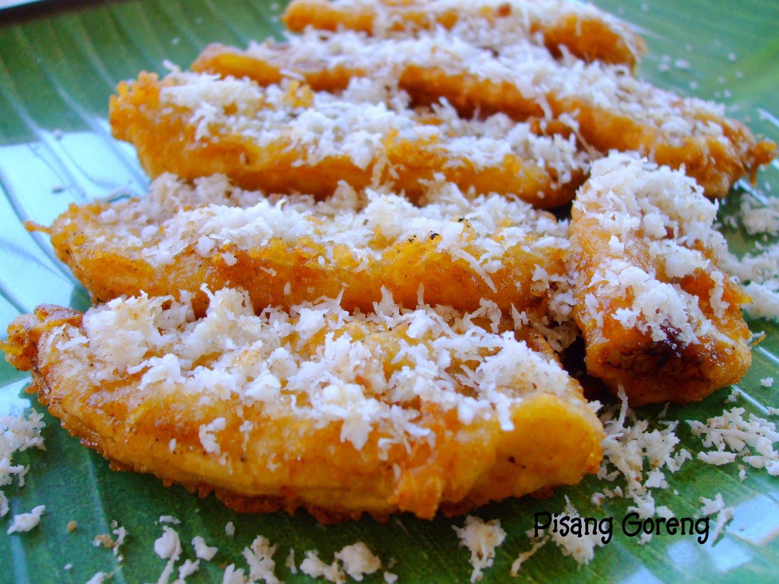resep pisang goreng wijen khas thailand atou kluey khek