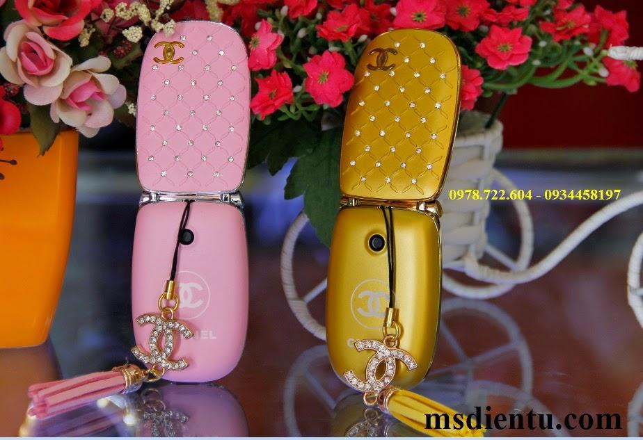 Điện thoại thời trang Chanel W11