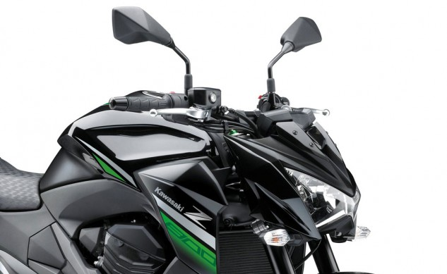 2016 Kawasaki Z800 ABS First Look
