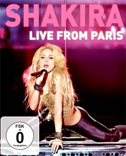 Download Baixar Show Shakira: Live from Paris