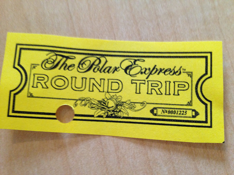 Polar Express Train Ticket | Search Results | Calendar 2015