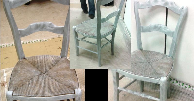Cours de peinture sur meuble effet blanchi patin c rus - Cours de bricolage castorama ...