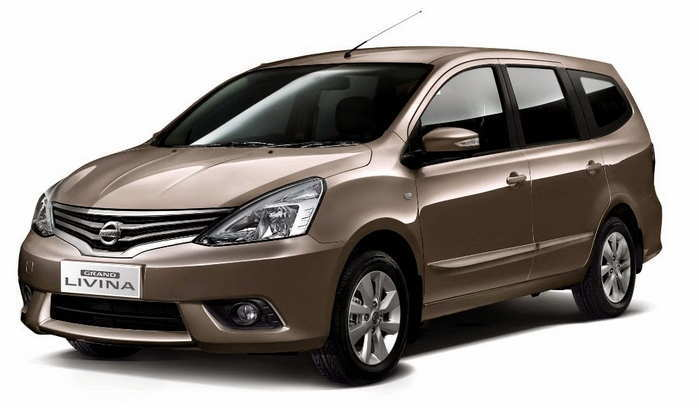 All New Nissan Grand Livina 2015