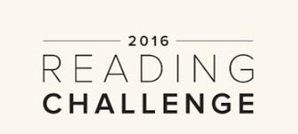 Reading Challenge 2016