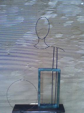 escultura: lautarito