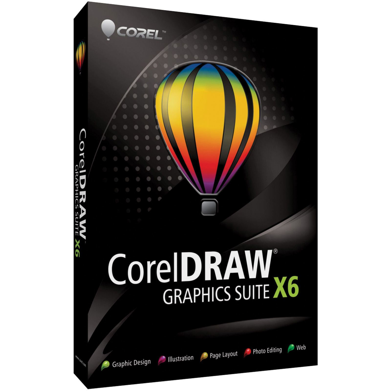 Free download coreldraw graphics suite x6 software or Free computer art programs