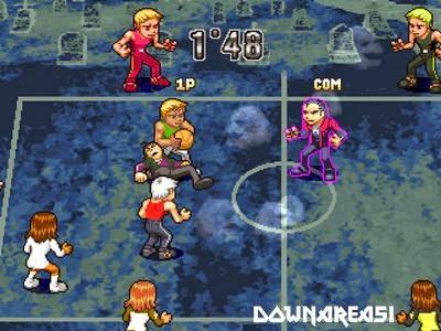All Star Slammin D Ball PS1 Game