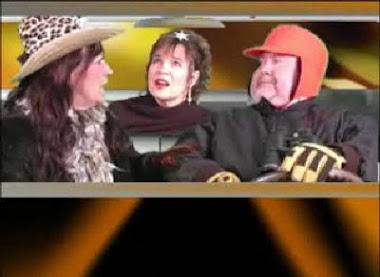 Help! Fire! Prairie Ann, Minnie and Cousin John See Aunt Ella's House Burning Down!