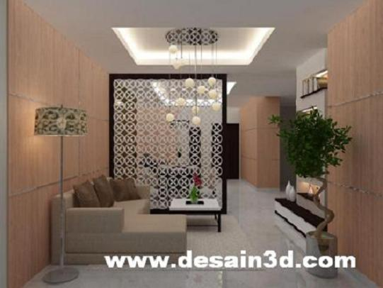 Design Interior Apartemen Studio illustrator design