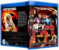 Spy Kids - All The Time In The World In 4D 2011