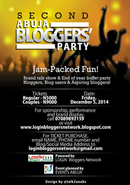 Bloggers Party is On!