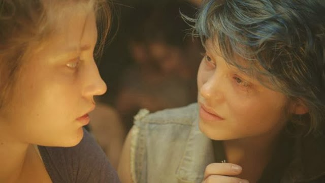 "Imágenes de la película ""La vie d'Adèle"""