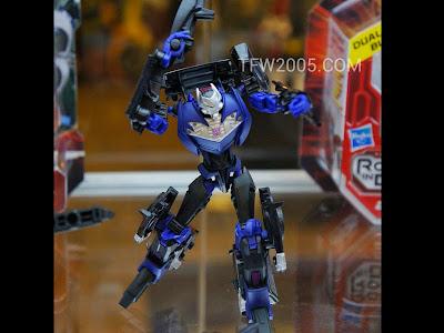 Vehicon Transformers Prime RID BOTCON 2012