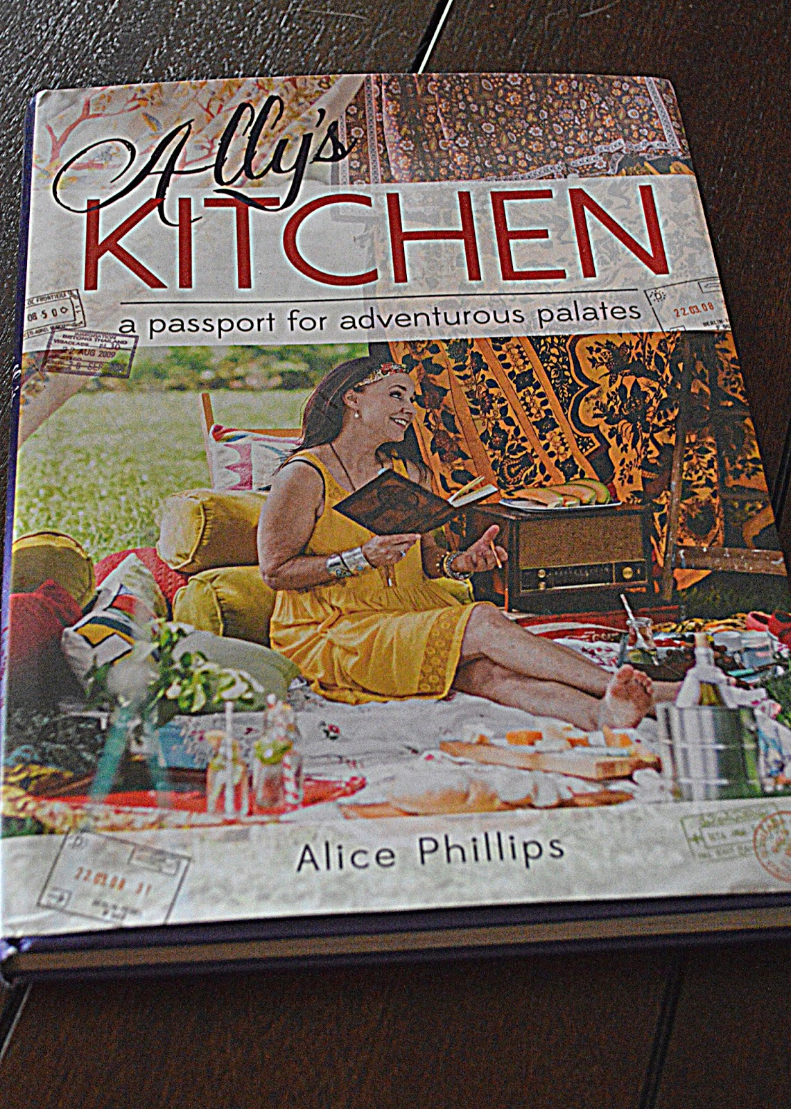 And I Get To Share With You About Ally's Kitchen ~ A Passport For  Adventurous Palates