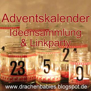 Adventskalender Ideensammlung bei Drachenbabies