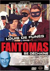 Fantomas vuelve (1965) Descargar y ver Online Gratis