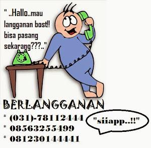 Info Berlangganan :