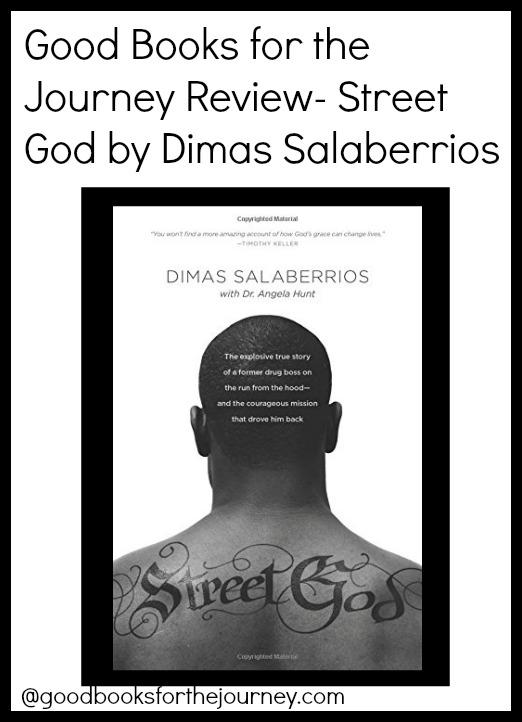 Review of Street God: a memoir from Dimas Salaberrios
