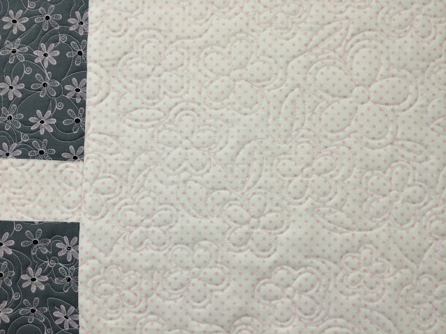Paulette Lawson's Baby Quilt for Rainee Rose