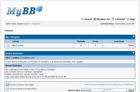 MyBB Security Release