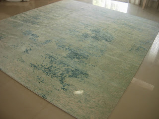 Luke irwin inspired custom rug