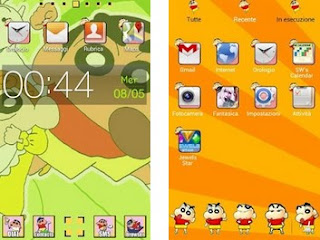 Shin Chan Android Launcher