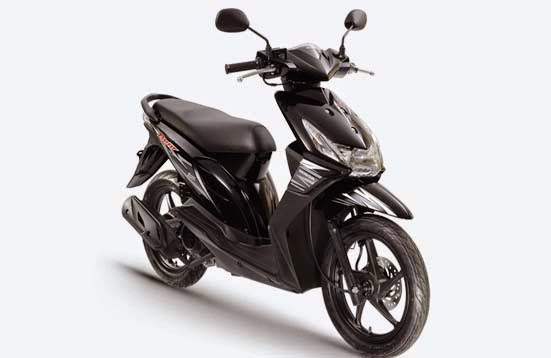 Honda BeAT Asteroid Black Metallic