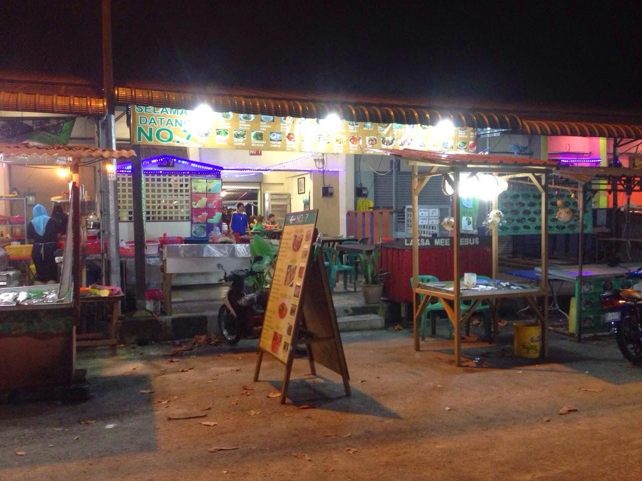 Kedai No. 7, Nipah Bay, Pangkor Island