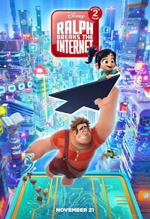 Ralph Breaks the Internet (2018) Hindi dual audio HDRip | 720p | 480p