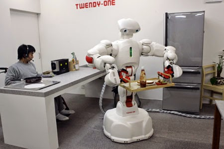 Robot Pembantu