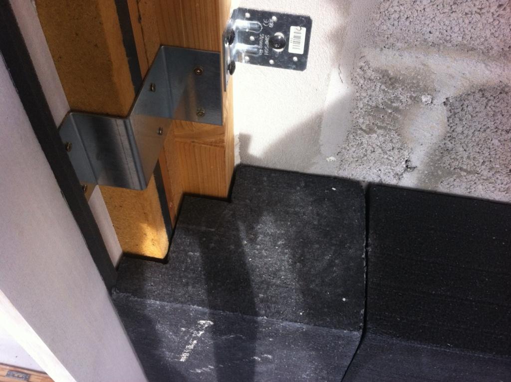 maison passive au pays basque isolation des murs par l ext rieur ite. Black Bedroom Furniture Sets. Home Design Ideas