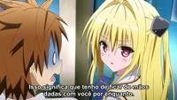 assistir - To Love-Ru Trouble - Darkness 09 - online