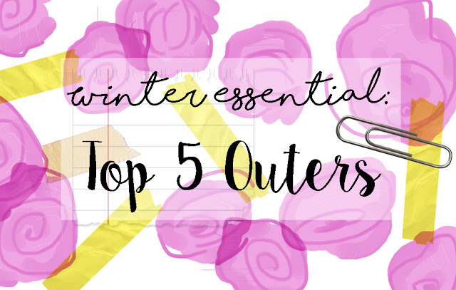 Winter Essentail: Top 5 Outers ft. Banggood